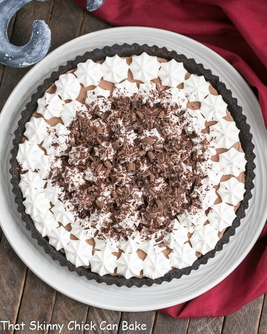French Silk Tart Recipe
