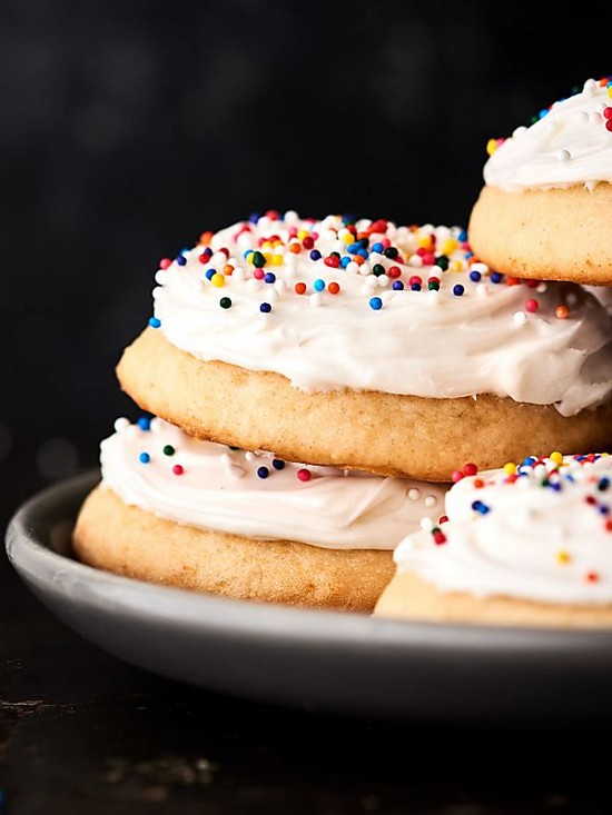 Grandma's Best Sugar Cookies Recipe