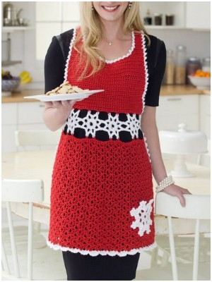 Free Crochet Apron Patterns