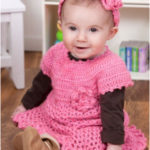 15 Crochet Baby Dress Patterns For Your Baby