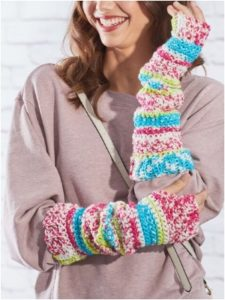 Free Crochet Arm Warmer Patterns