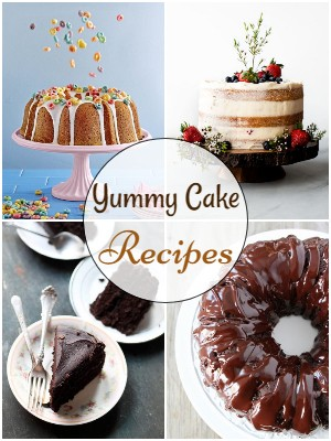 Yummy Cake Recipes That Every Home Baker Will Love