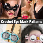 Crochet Eye Mask Patterns