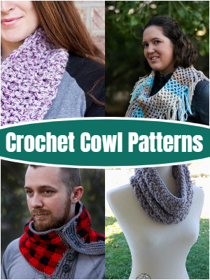 10 Cozy And Free Crochet Cowl Patterns