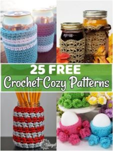 CROCHET COZY PATTERNS'