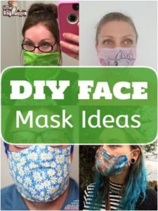 DIY Face Mask Ideas