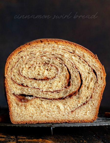 Easy Homemade Cinnamon Bread Recipe