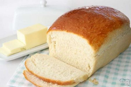 Homemade Buttermilk Bread Recipe