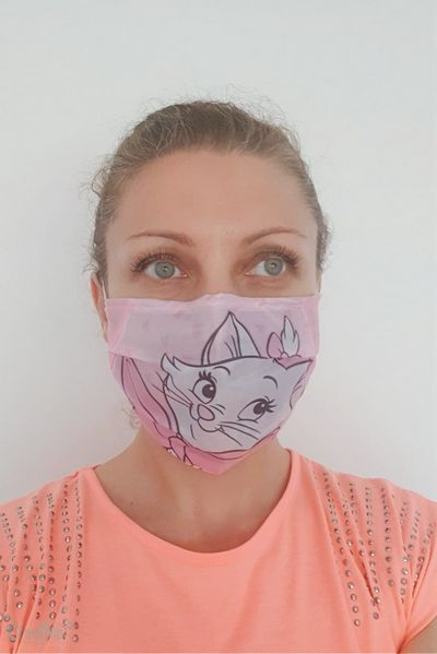 Make A Mask Pattern For Your Face