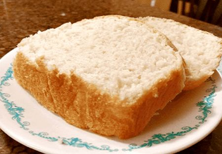 Thrifty Homemade Sandwich Bread Recipe