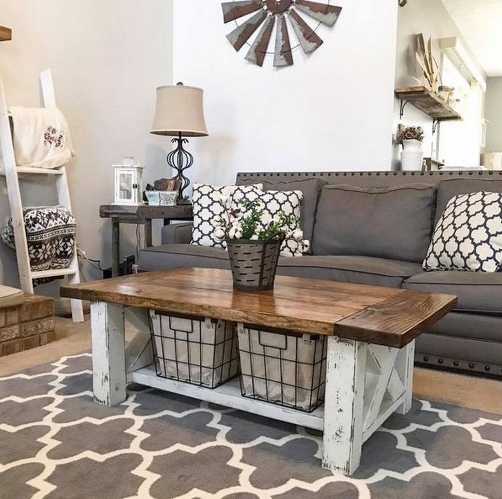 Easy to make Coffee Table