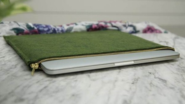 Fabric Laptop cover
