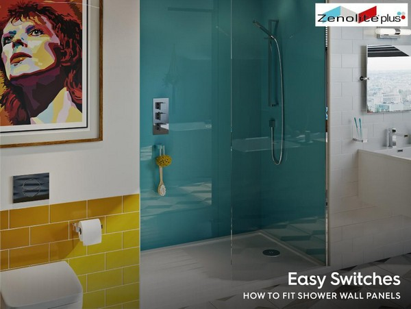 How To Fit Shower Wall Panels