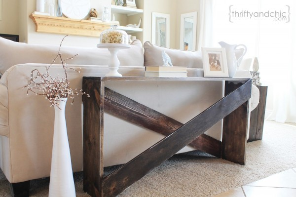 Stylish And Simple Table