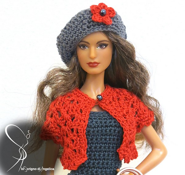 Barbie Jacket Pattern for your princess