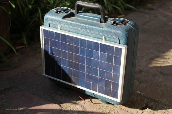 How To Make A Solar Generator