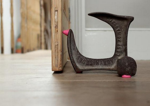 How To Make An Upcycled Doorstop