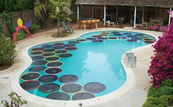 No Electricity Pool Heater